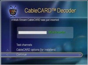 CableCARD Decoder