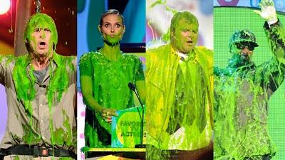 Celebrity Slime Fest