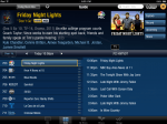 A similar TiVo format is used for our iPad app