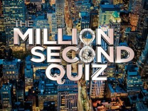 Million Second Quiz