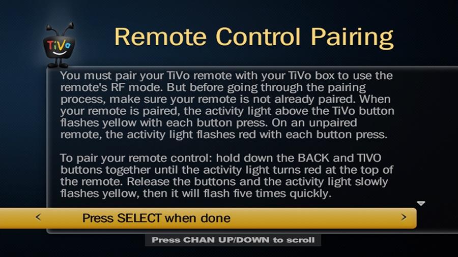 Remote Pairing