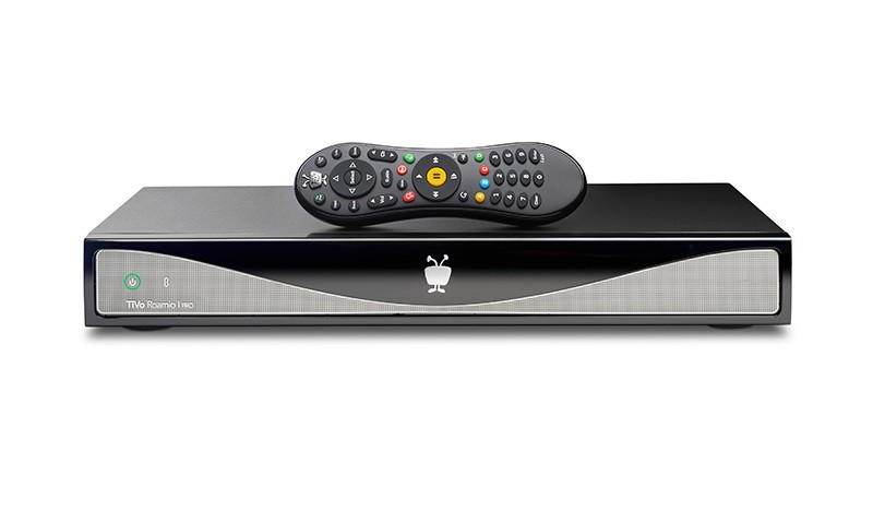 roamio pro dvr and remote