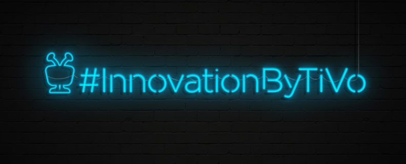 #InnovationByTiVo