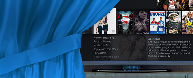 Pulling Back the Curtain on the Latest Generation TiVo UI