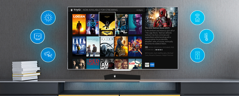 TiVo Introduces Smart Home Integration