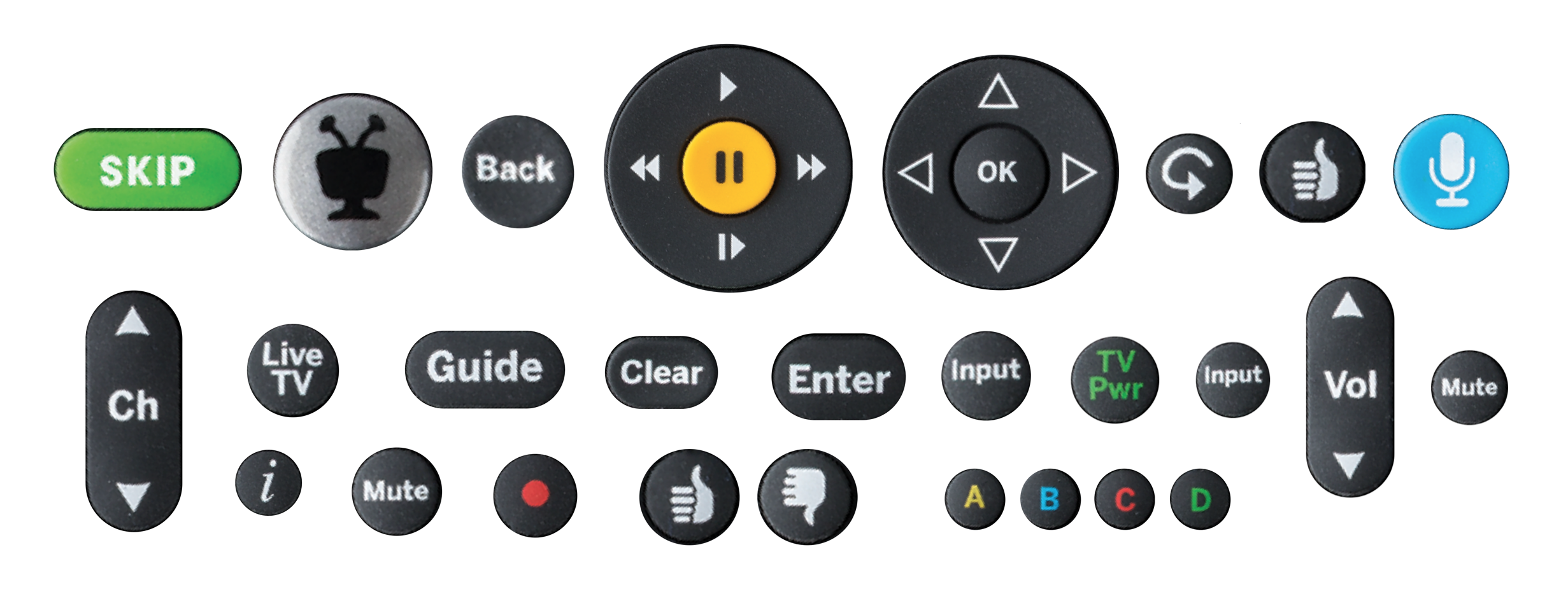 Command-Two Arrow Buttons