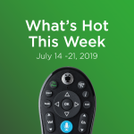 This is TiVo's guide on what's hot on TV this week July 14-21, 2019