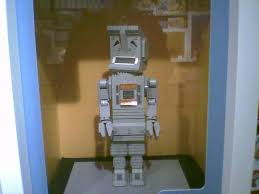 Marvin the Paranoid Android.