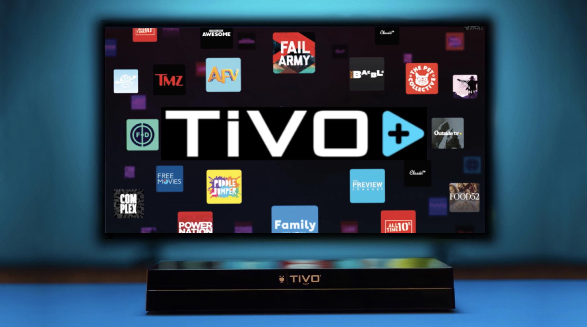 Fungsi Dari Perangkat Keras Tivo Untuk Tv