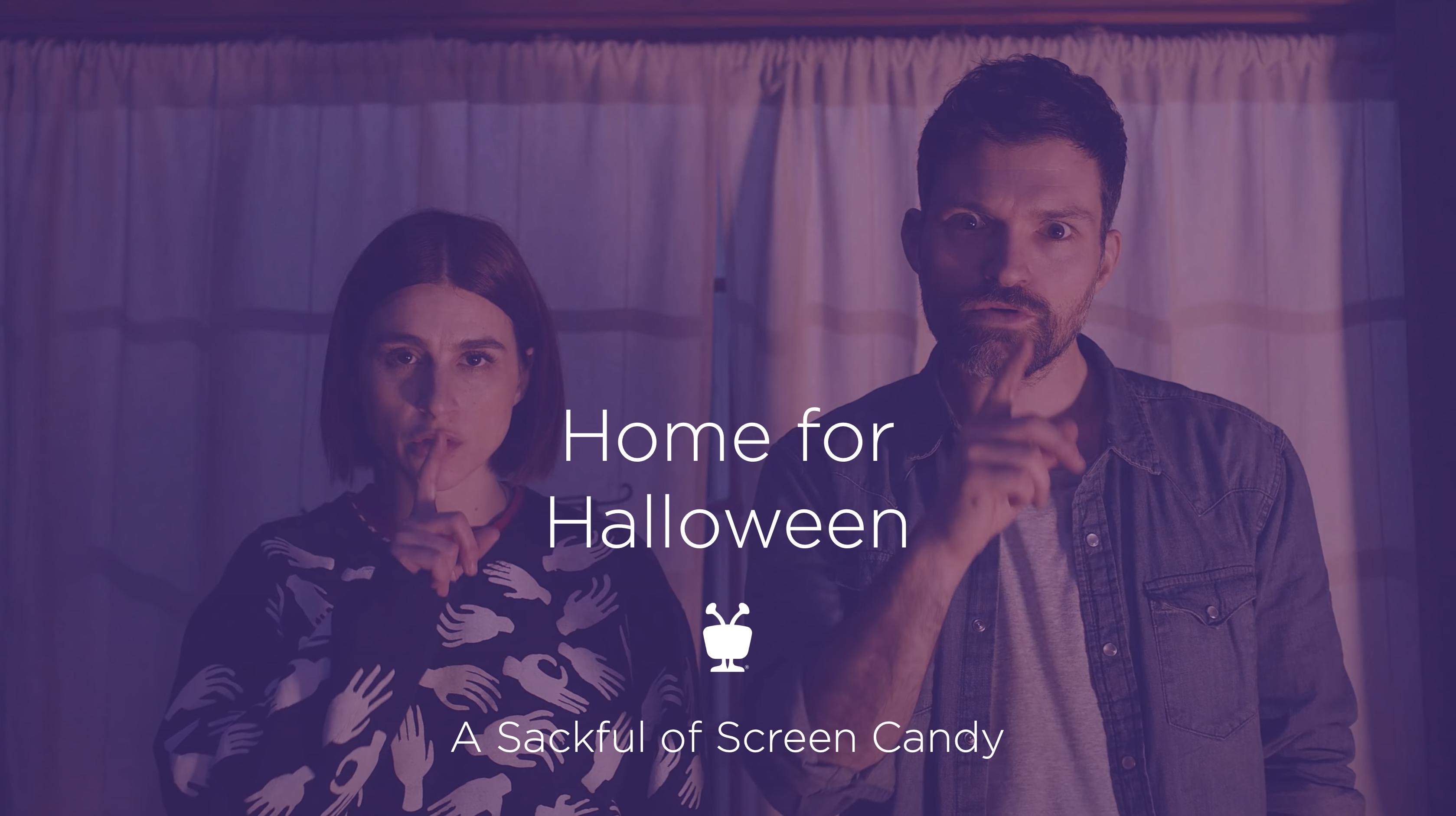 Halloween 2020 Streaming Vo A Sackful of Screen Candy: Home for Halloween – TiVo Blog